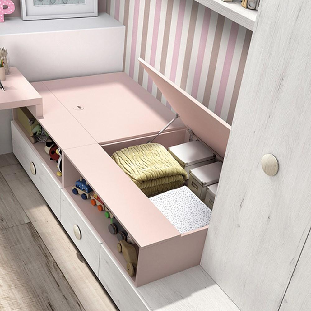 Sistema Box En Juveniles De Kazzano # Muebles Juan Parrabera