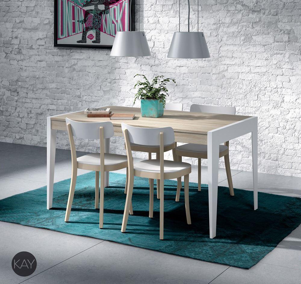 Mesas De Comedor Modernas Y Funcionales # Muebles Juan Parrabera