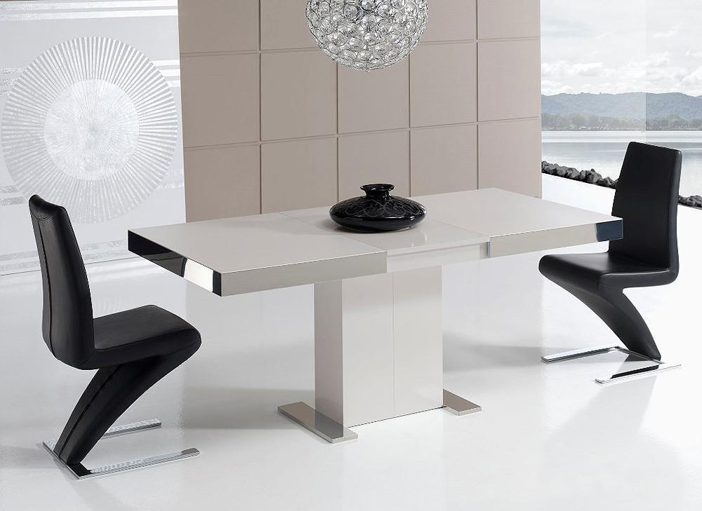 Mesa de comedor de dise o - Mesas de comedor de cristal de diseno ...