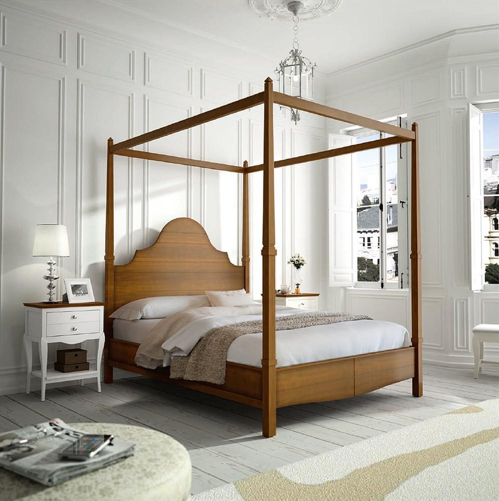 Dormitorio Con Dosel # Muebles Juan Parrabera